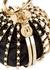 Alice Polka Dot embellished top handle bag - Rosantica