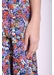 Nirvana tiered sleeveless maxi dress in navy - Traffic People