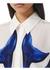 Mermaid tail print silk blouse - Burberry
