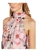 Floral printed bias midi dress - Adrianna Papell