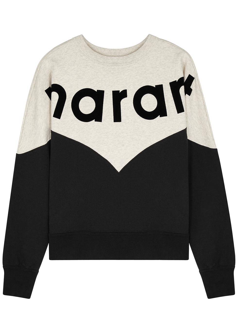 Houston logo cotton-blend sweatshirt