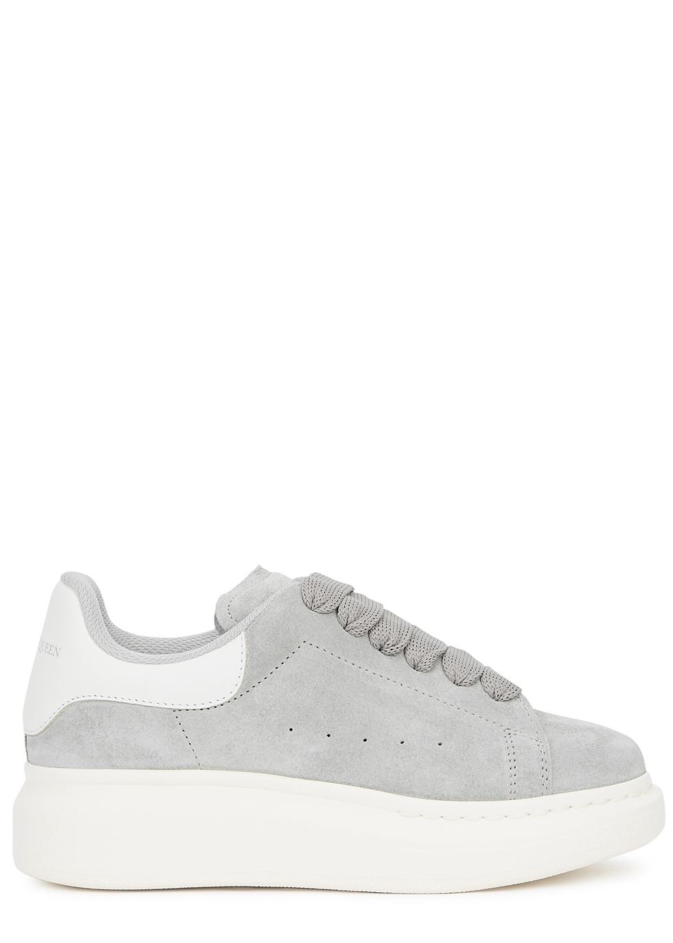 Larry grey suede sneakers