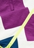 Colour-blocked panelled shell jacket - Kenzo