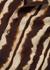 Venci tie-dyed georgette shirt - Nanushka