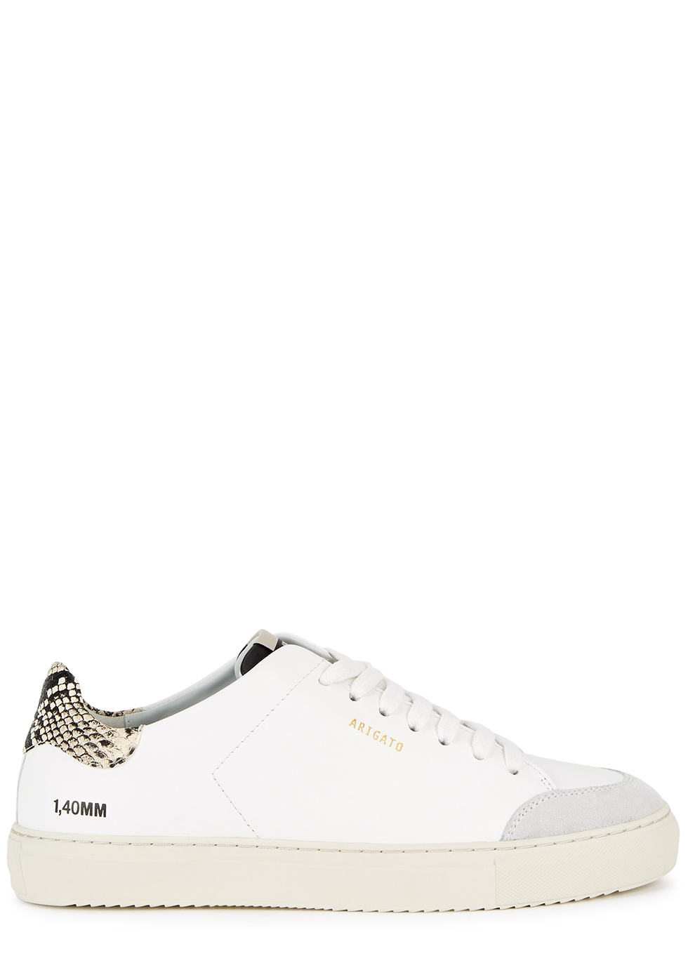 Clean 90 white leather sneakers
