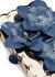 Sparkle Flower embellished cross-body bag - Paco Rabanne