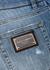 Light blue distressed skinny jeans - Dolce & Gabbana