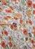 Saera floral-print chiffon mini dress - Veronica Beard