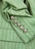 Beacon Dickey green linen-blend blazer - Veronica Beard