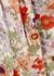 Florencia floral-print silk-chiffon maxi dress - Veronica Beard