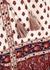 Tinzia printed cotton shirt dress - Veronica Beard