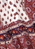 Jesila printed cotton mini dress - Veronica Beard