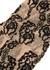 Doralee almond floral 20 denier tights - Wolford