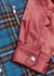 Checked panelled shirt - Rick Owens