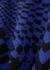 Blue and black wool-blend skirt - Stella McCartney