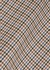 Naomi houndstooth wool midi skirt - Stella McCartney