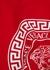 Red Medusa-print cotton T-shirt (4 years-6 years) - Versace