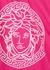 Pink Medusa-print cotton T-shirt (8-14 years) - Versace