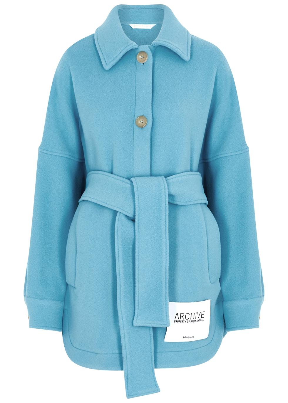 Archive wool-blend jacket