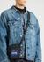 NASA black nylon neck pouch - Balenciaga