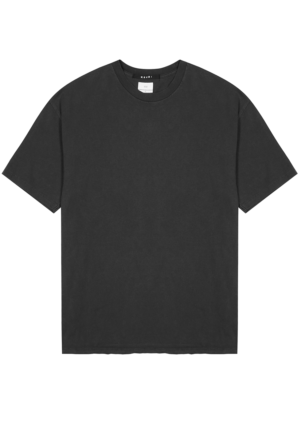 Royalty Seeing Lines printed cotton T-shirt
