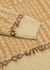 Camel logo-jacquard wool-blend jumper - Acne Studios