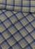 Sandros checked cotton shirt - Acne Studios