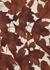 Maple Leaf printed shirt - Acne Studios