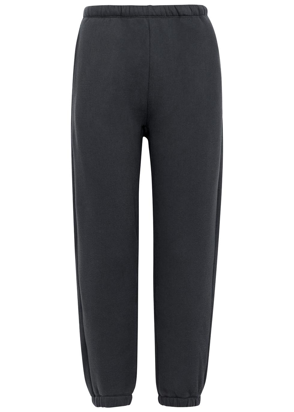 Ikatown dark grey cotton-blend sweatpants