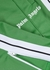 Green jersey track pants - Palm Angels