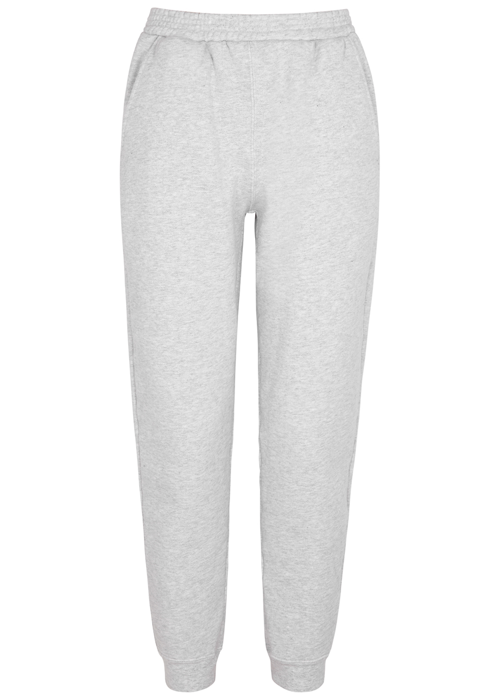 Baetown grey mélange jersey sweatpants