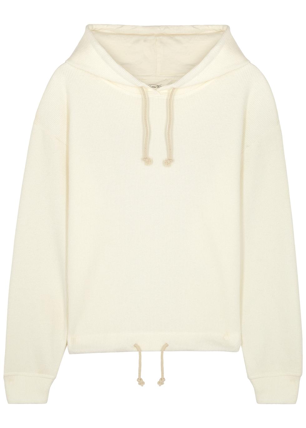 Pablito ribbed cotton-blend sweatshirt