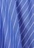 Generous Affection striped cotton shirt dress - palmer//harding