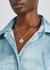 The Medium Snow Lion sterling silver necklace - Alighieri