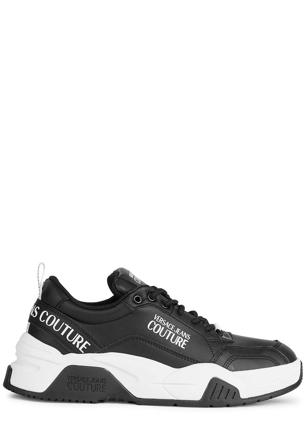 Fondo Stargaze black leather sneakers