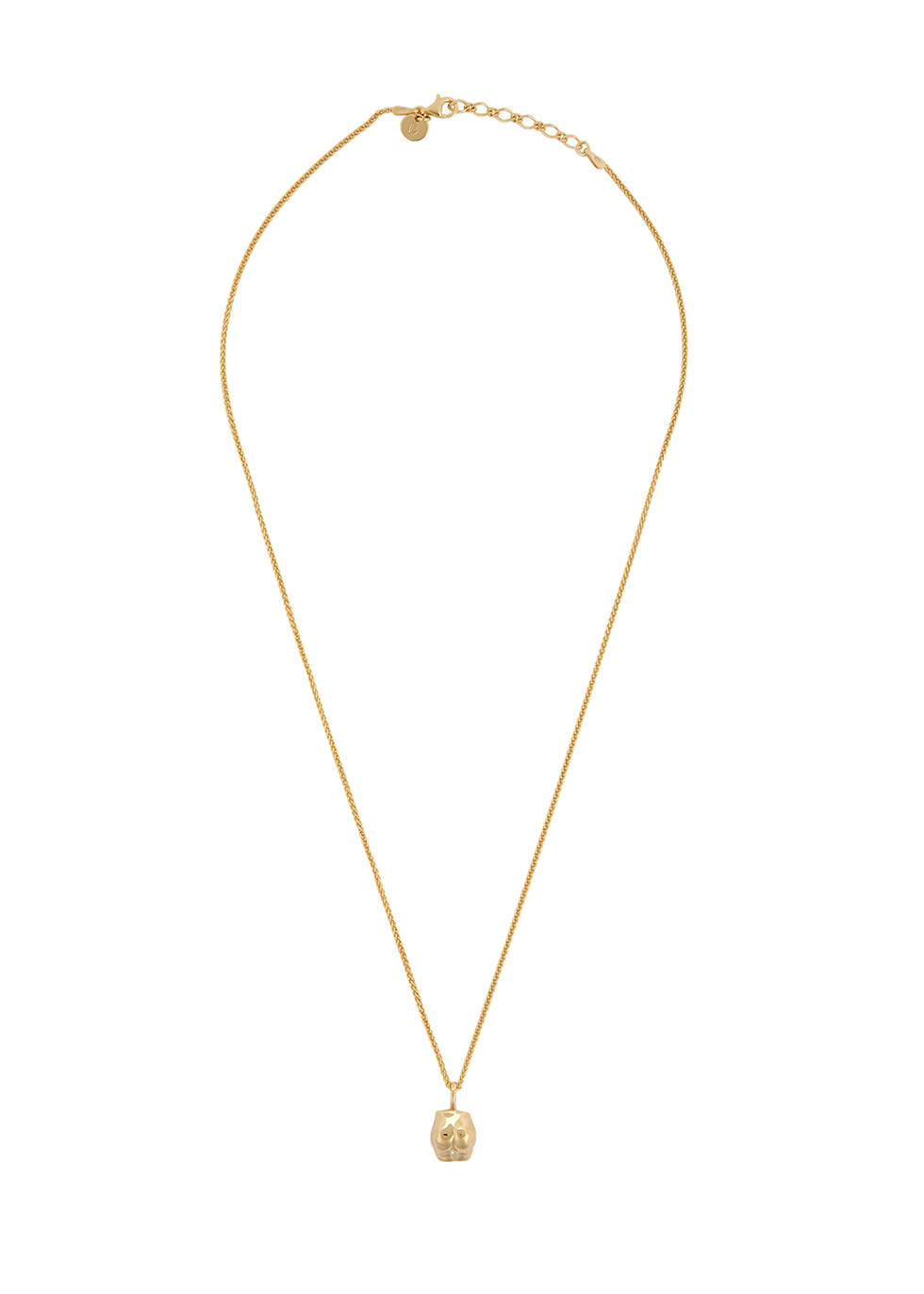 Vita Bum 18kt gold-plated necklace