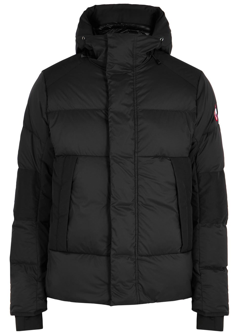 Armstrong quilted Feather-Light ripstop shell jacket