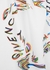 White printed cotton T-shirt (4-5 years) - Givenchy