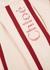 Blush cotton sweatpants (6-12 years) - Chloé