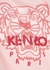 Pink logo-embroidered cotton sweatshirt - Kenzo