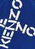 Blue logo cotton sweatshirt (2-5 years) - Kenzo
