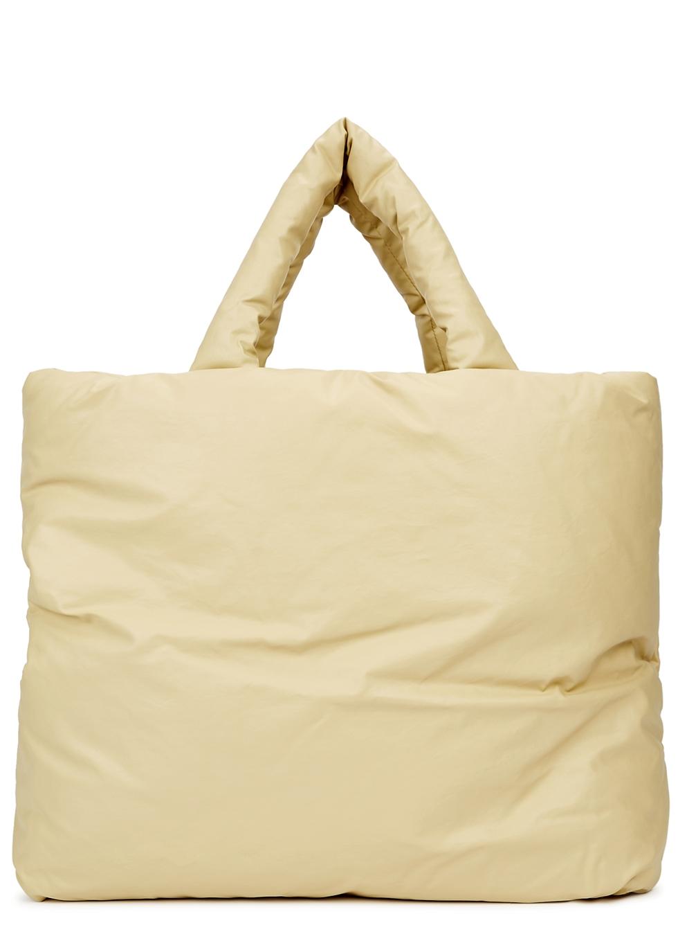 Oil large sand padded coated dog bag