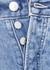 Blake light blue straight-leg jeans - Veronica Beard