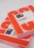 Bio-Cellulose Face Mask 001 - Rejuvenates & Hydrates x4 - MIJ