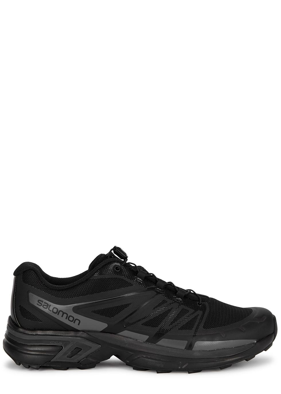 XT-Wings 2 black mesh sneakers