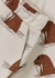 Walrus printed cotton sweatpants - MINI RODINI