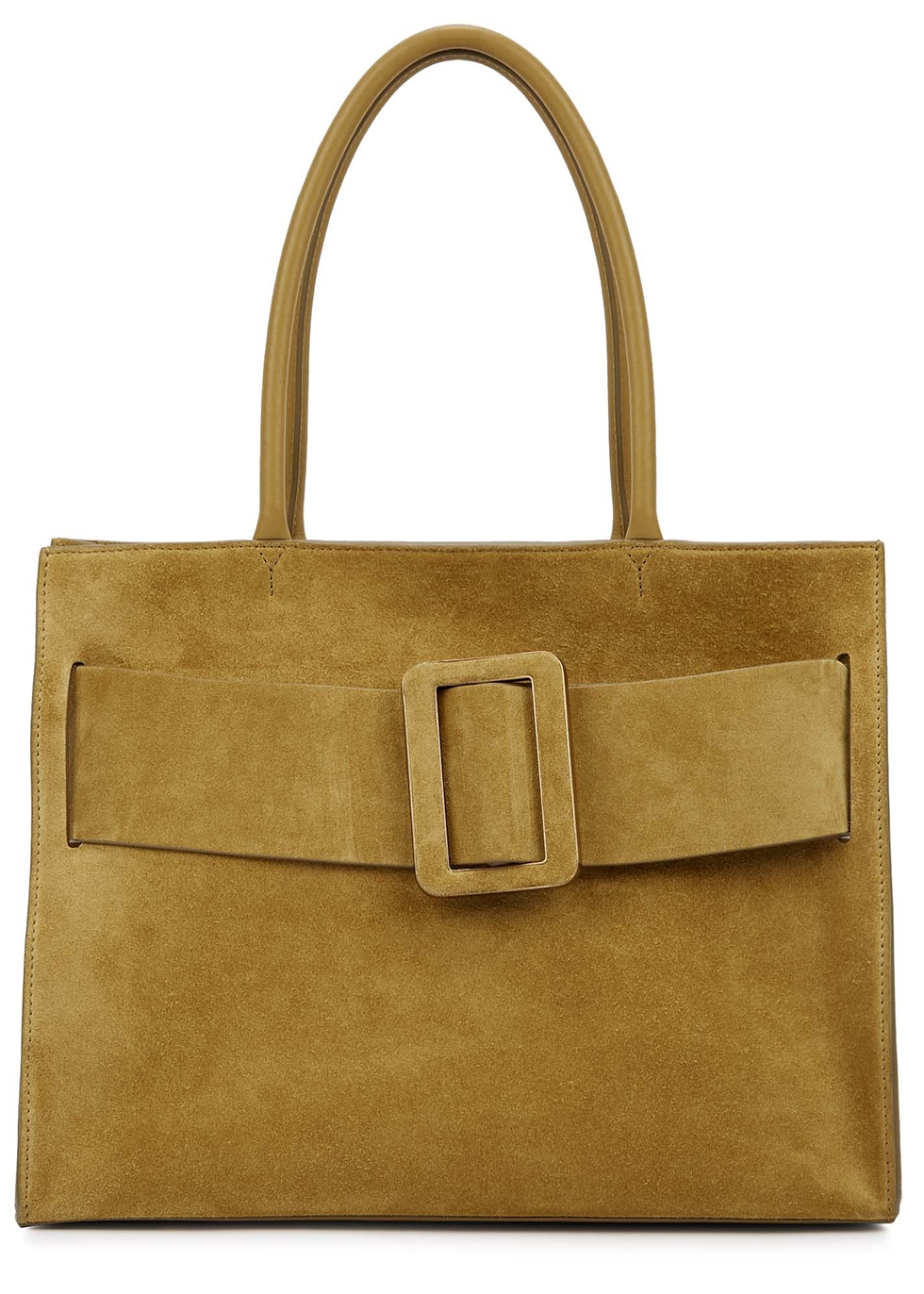 Bobby Soft suede tote
