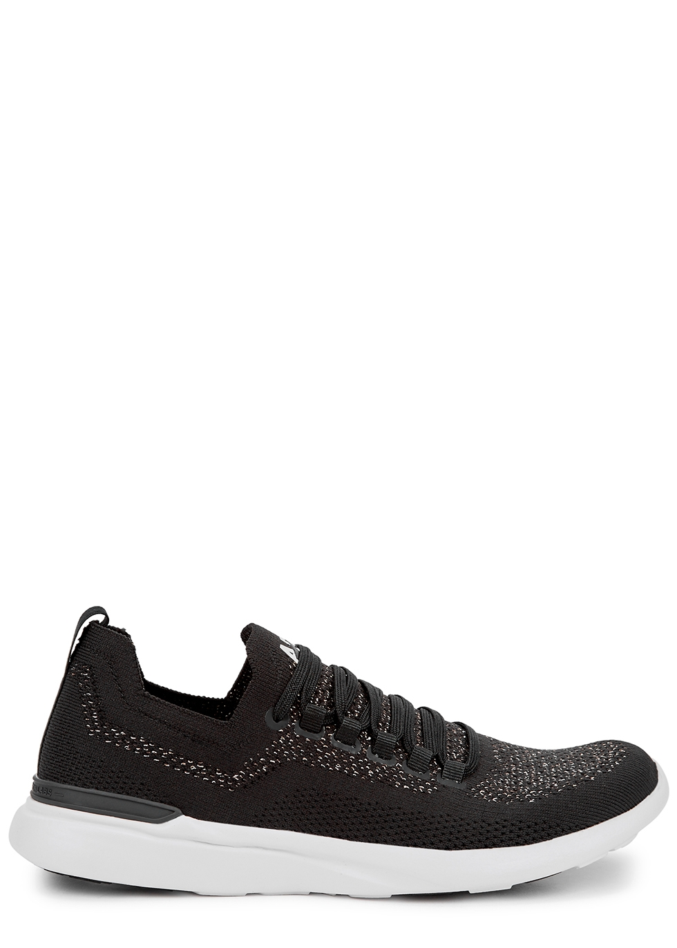 Techloom Breeze black knitted sneakers