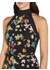 Floral printed midi dress - Adrianna Papell