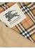 Cotton gabardine trench coat - Burberry